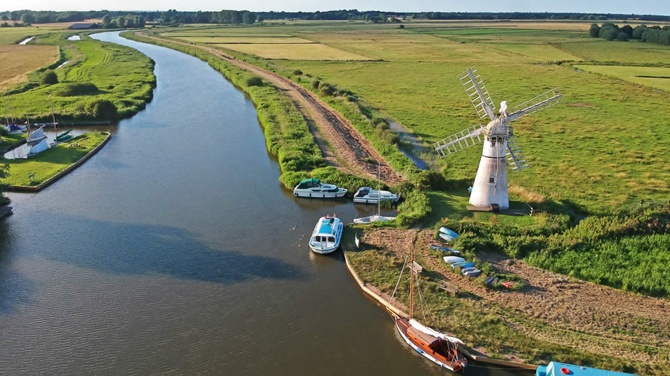 River Thurne North